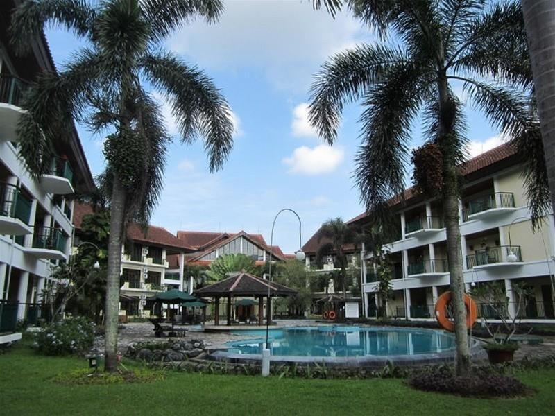 General view Lido Lakes Resort And Conference