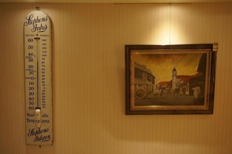 General view Varna Culture Hotel Soerabaia