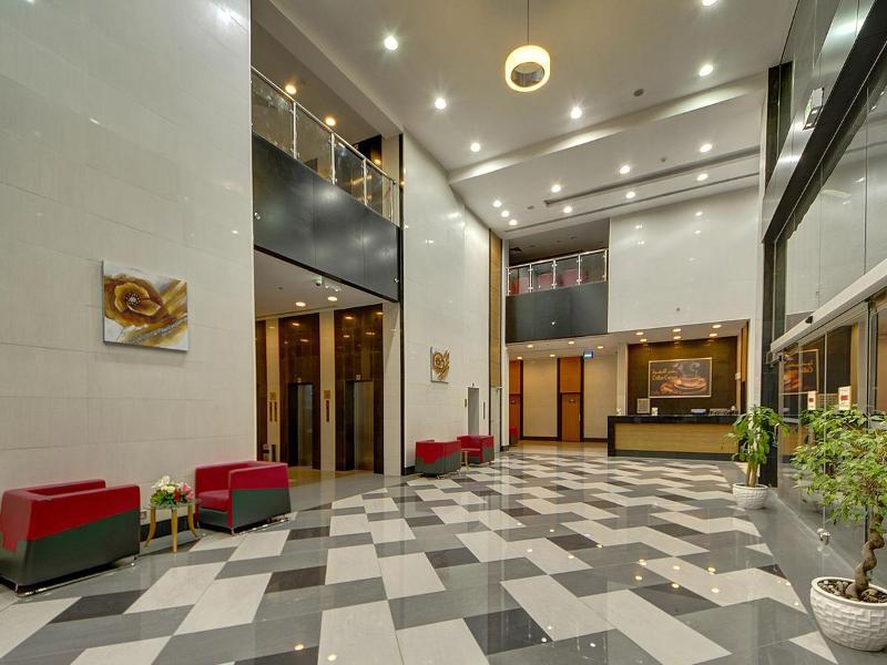 Lobby Elaf Bakkah Hotel