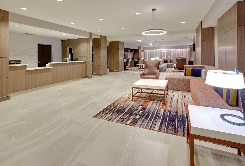 Lobby Wingate By Wyndham San Angelo