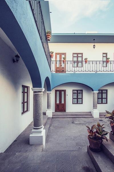General view Casa Altamira
