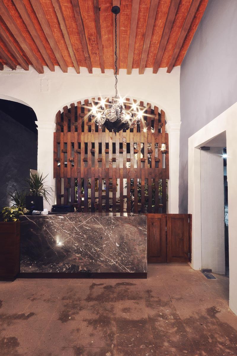 Lobby Casa Altamira