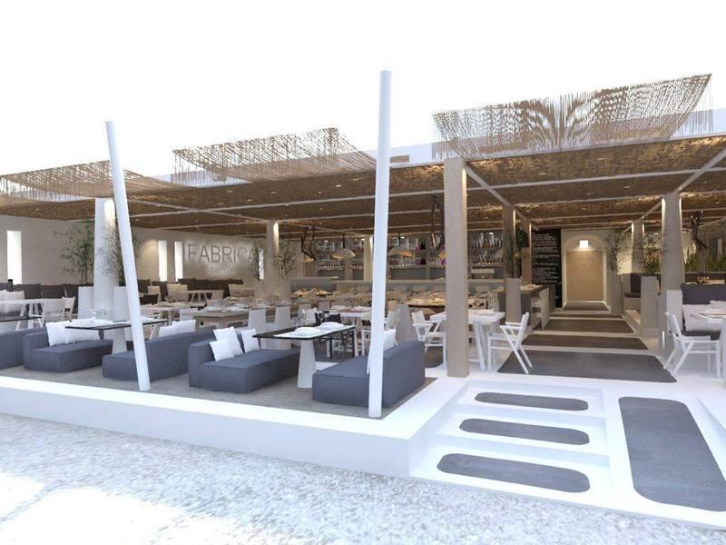 Lobby Boho Suites Santorini