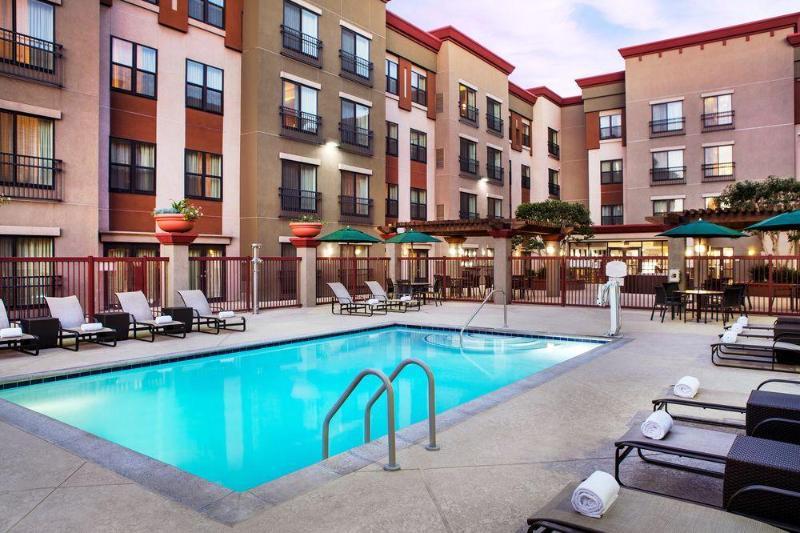 General view Residence Inn Los Angeles Burbank/downtown