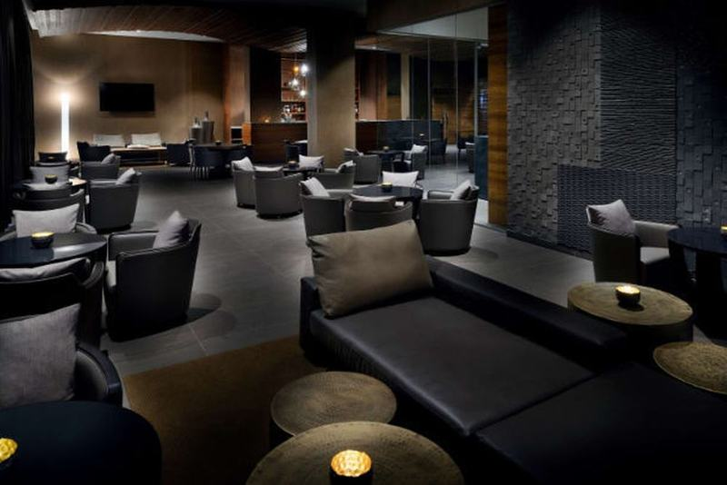 Bar Constantine Marriott Hotel