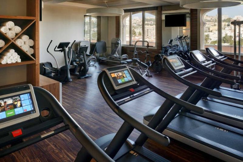 Sports and Entertainment Constantine Marriott Hotel