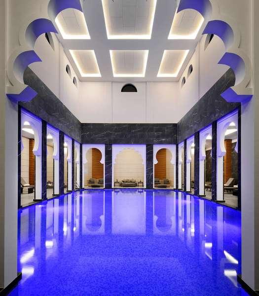 Pool Constantine Marriott Hotel