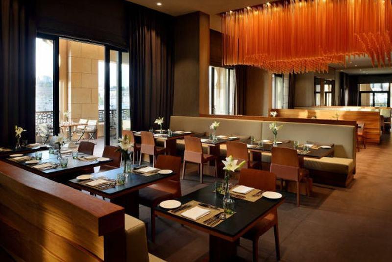Restaurant Constantine Marriott Hotel