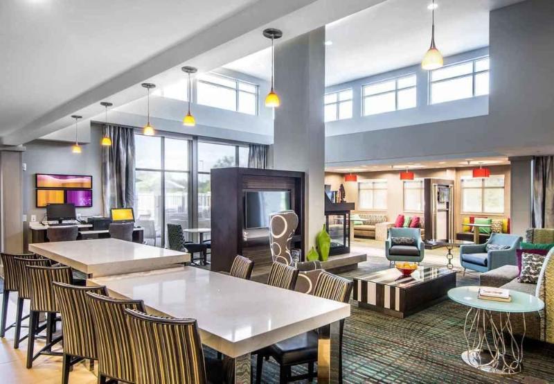 General view Residence Inn Savannah Airport