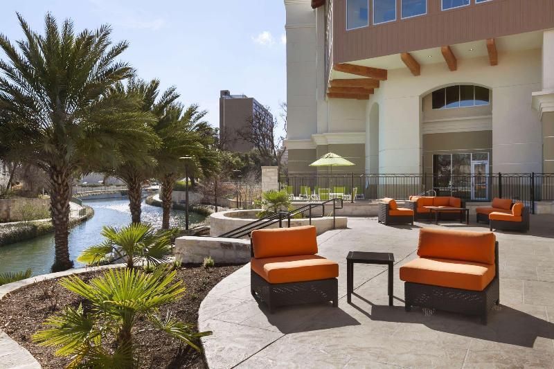 Bar Wyndham Garden San Antonio Riverwalk/museum Reach