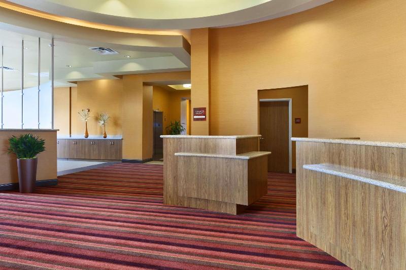 Lobby Wyndham Garden San Antonio Riverwalk/museum Reach
