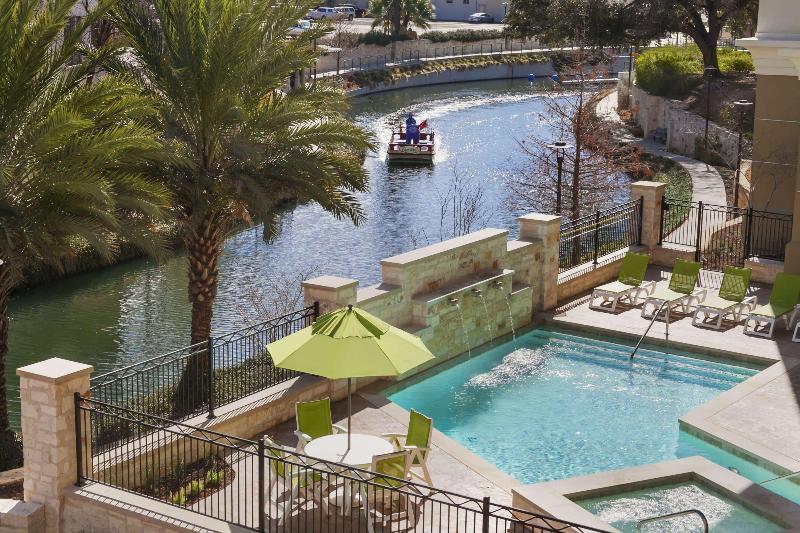 Pool Wyndham Garden San Antonio Riverwalk/museum Reach