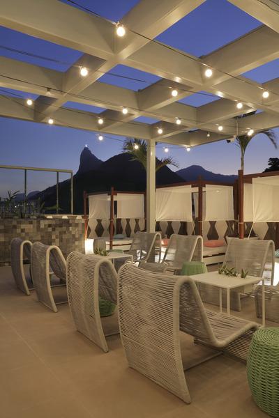 Terrace Yoo2 Rio De Janeiro