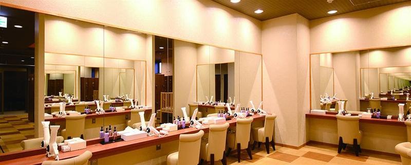 General view Hotel Rasso Grande Asahikawa