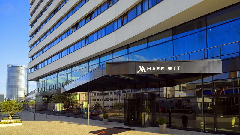 General view Marriott Bonn Hotel