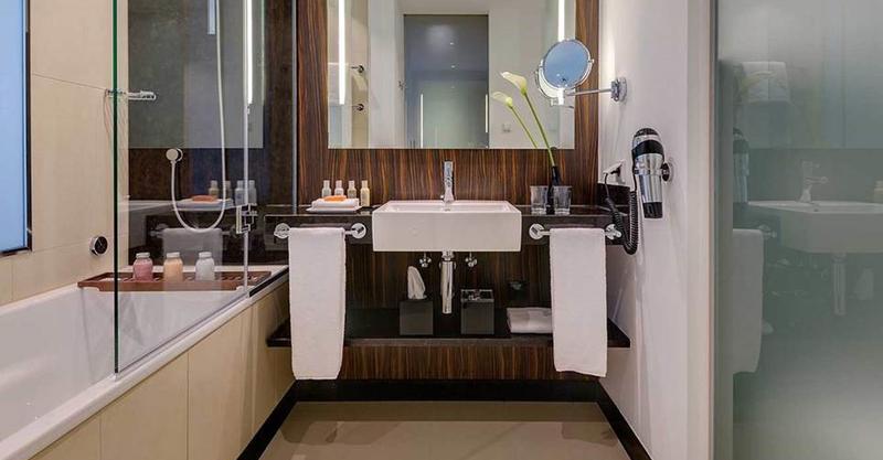 Room Marriott Bonn Hotel