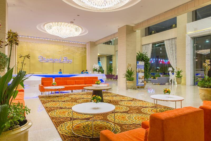 General view Diamond Bay Hotel Nha Trang