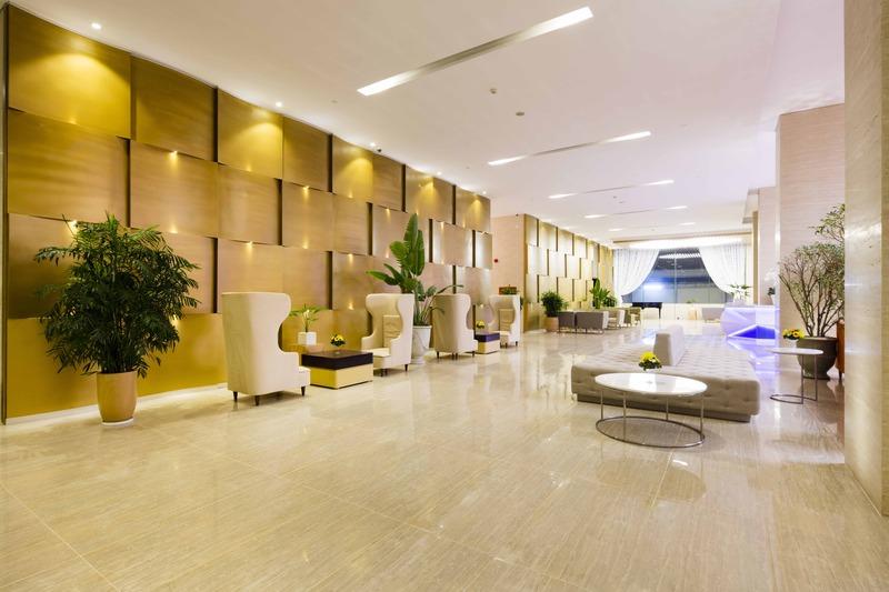 Lobby Diamond Bay Hotel Nha Trang