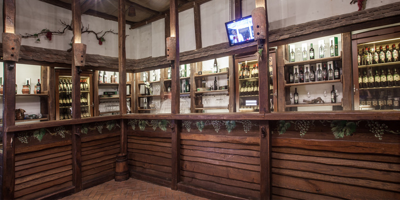 Bar Hotel Stari Podrum