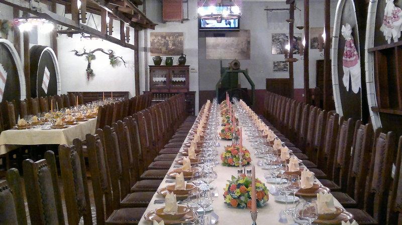 Restaurant Hotel Stari Podrum