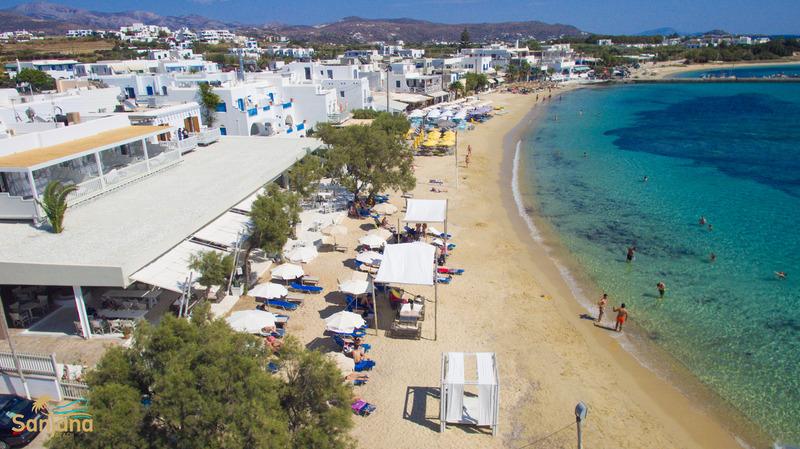 Beach Santana Beach