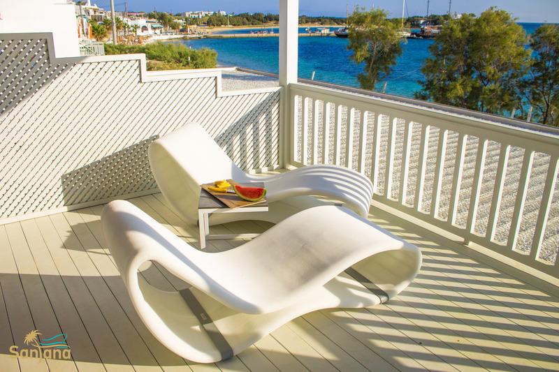 Terrace Santana Beach