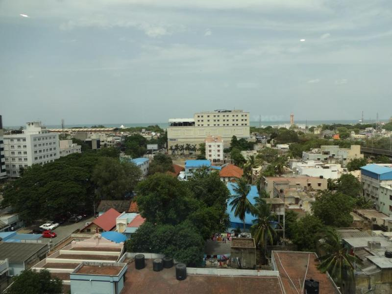 General view Clarion Hotel Chennai