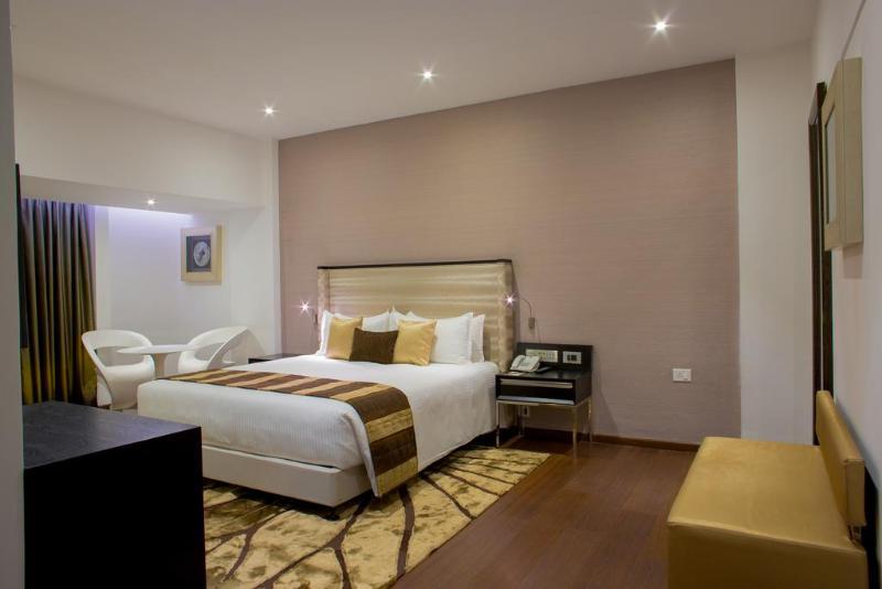 Room Clarion Hotel Chennai