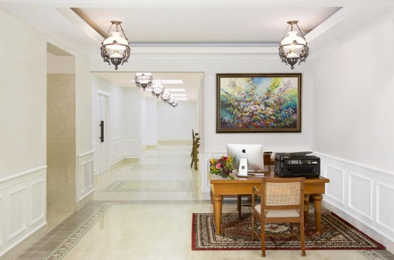 Lobby Indies Heritage Hotel Jogjakarta