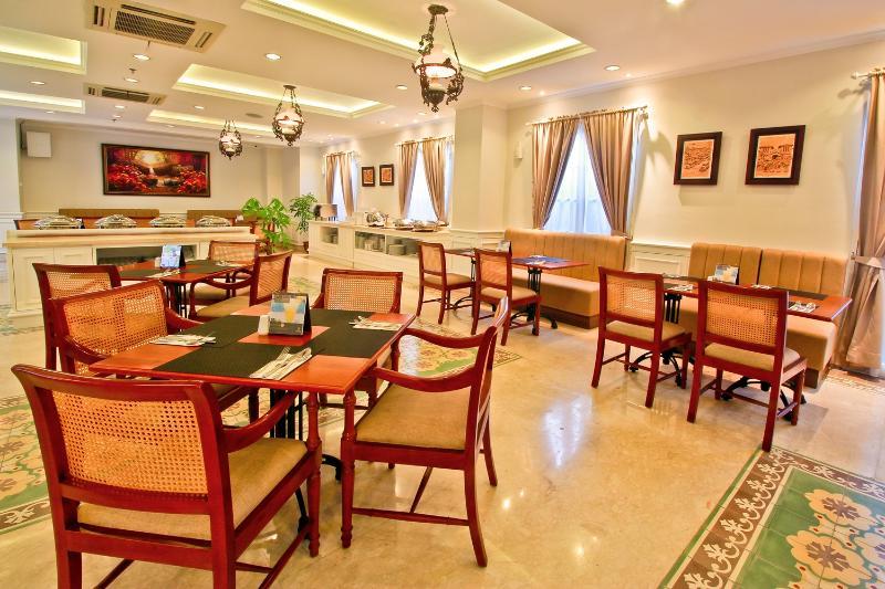 Restaurant Indies Heritage Hotel Jogjakarta