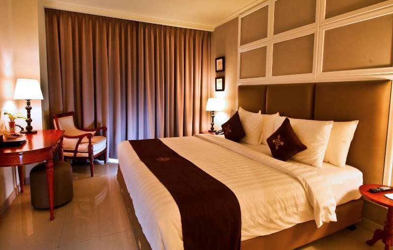 Room Indies Heritage Hotel Jogjakarta