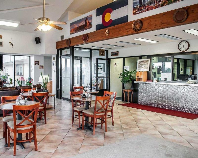 Restaurant Rodeway Inn