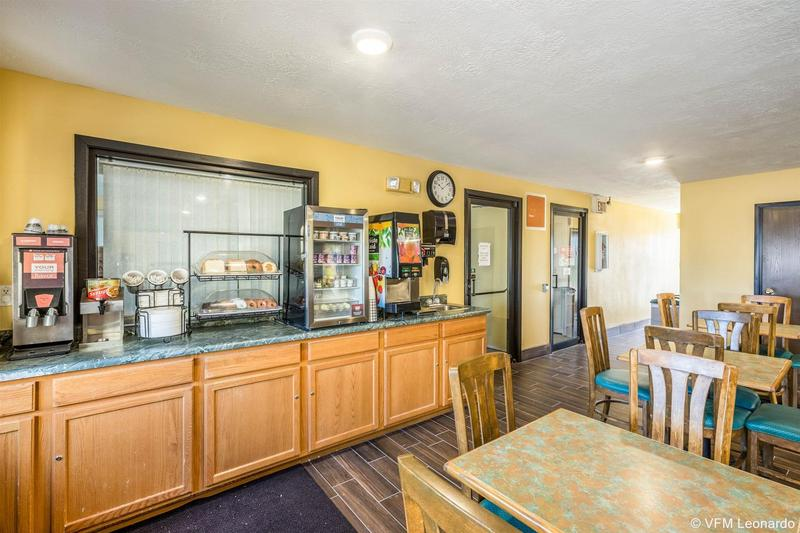 General view Comfort Inn
