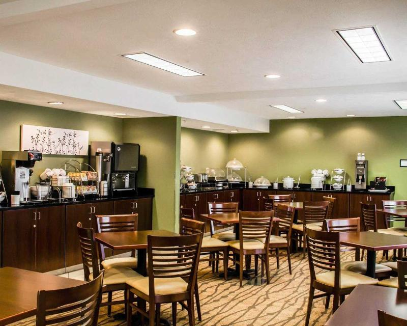 Restaurant Sleep Inn & Suites