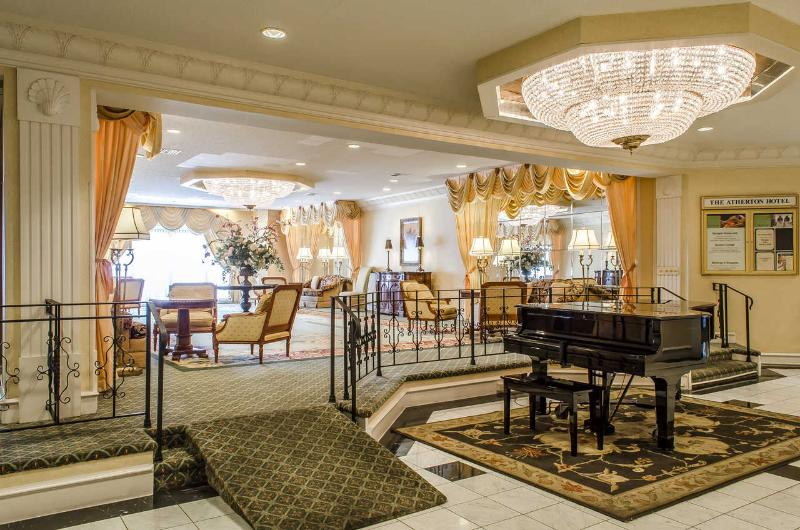 Lobby The Atherton Hotel, An Ascend Hotel Collection Mem
