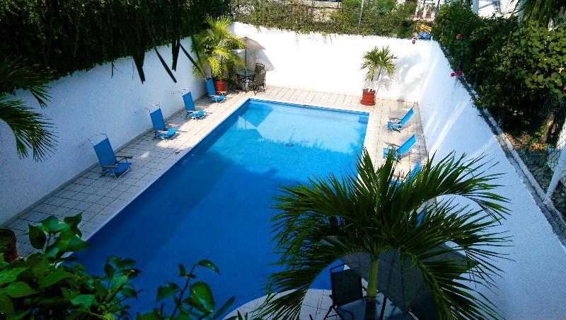 Pool D\'cesar Hotel Acapulco