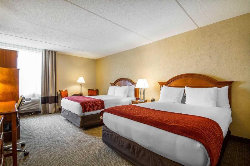 Room Comfort Inn Madison  Downtown