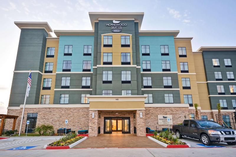 General view Homewood Suites By Hilton Galveston, Tx