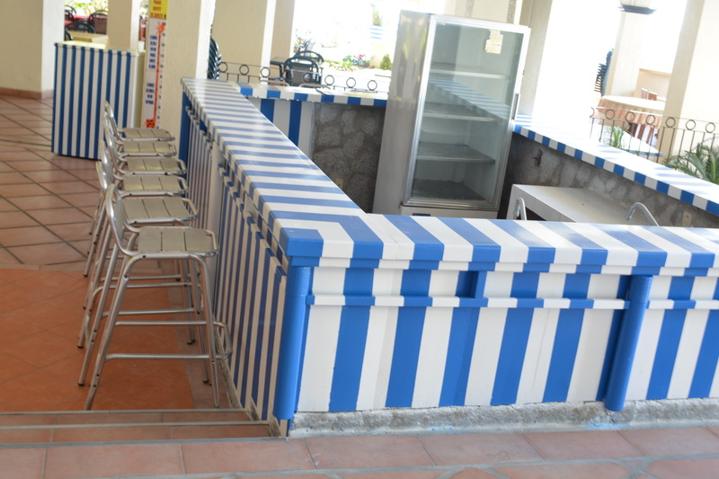 Bar Acamar Beach Acapulco