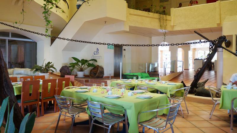 Restaurant Acamar Beach Acapulco