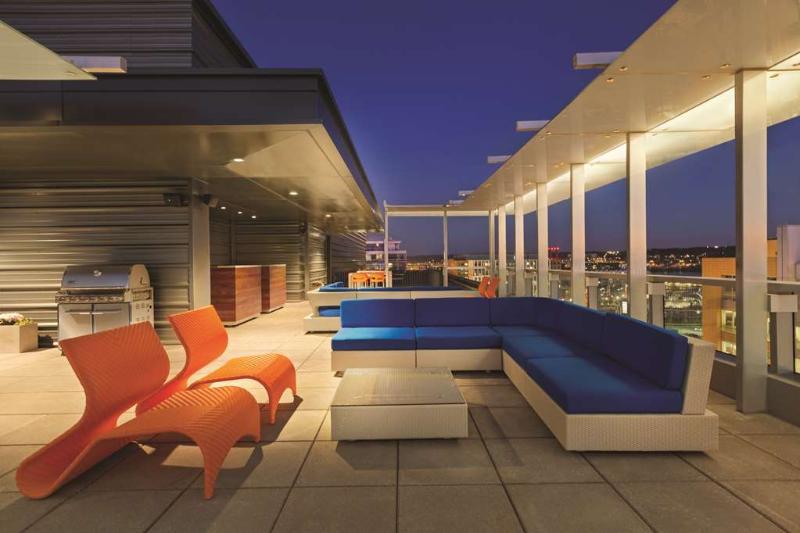 General view Homewood Suites Washington, Dc/capitol-ballpark