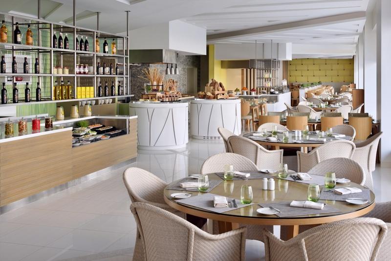 Restaurant Marriott Hotel Downtown, Abu Dhabi