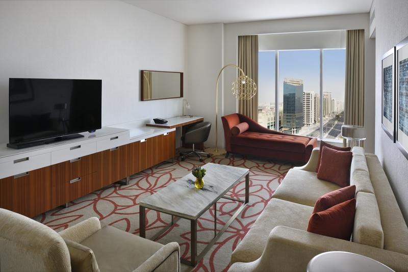 Room Marriott Hotel Downtown, Abu Dhabi
