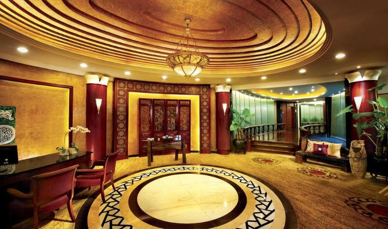 Lobby Howard Johnson Plaza Guiyang