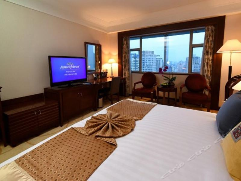 Room Howard Johnson Plaza Guiyang