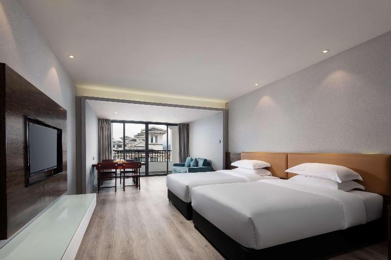 Room Ramada Wuyishan
