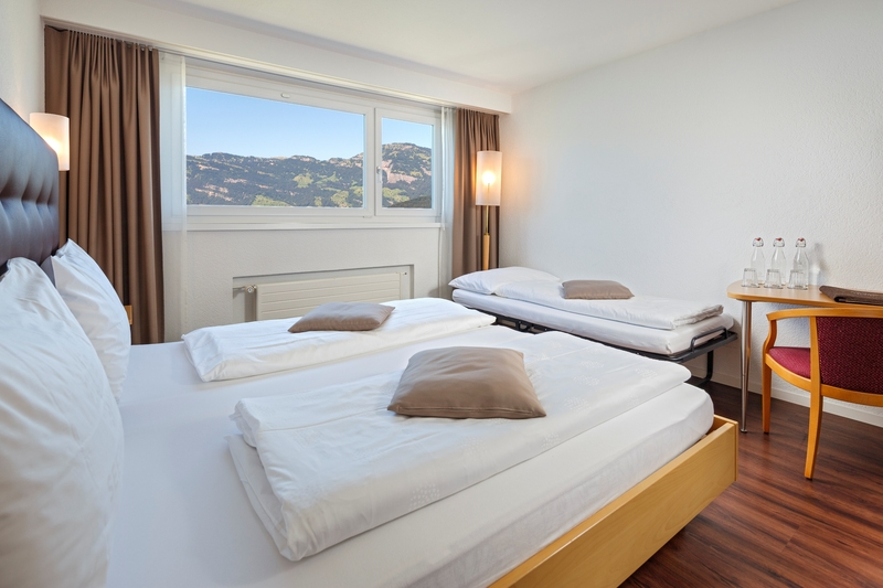 Room Seerausch Swiss Quality Hotel