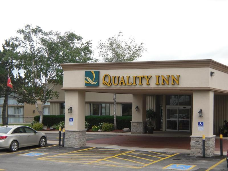 Quality Inn Owen Sound, Grey
