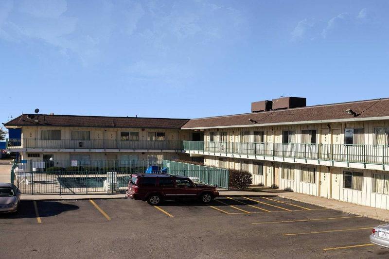 General view Rodeway Inn
