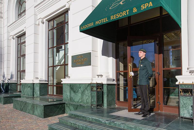 General view Kadorr Hotel Resort & Spa